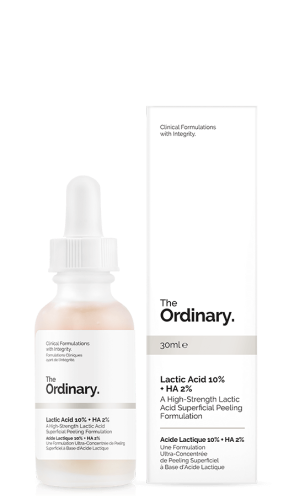 the ordinary lactic