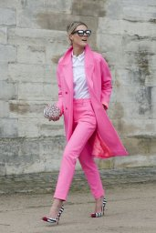 ALL pink outfit