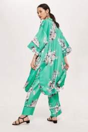 topshop heron kimono