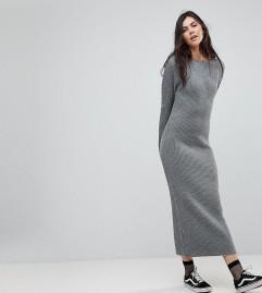 glamorous knit dress