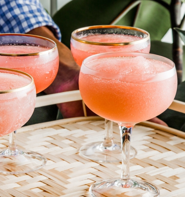frose cocktail by bonappetit