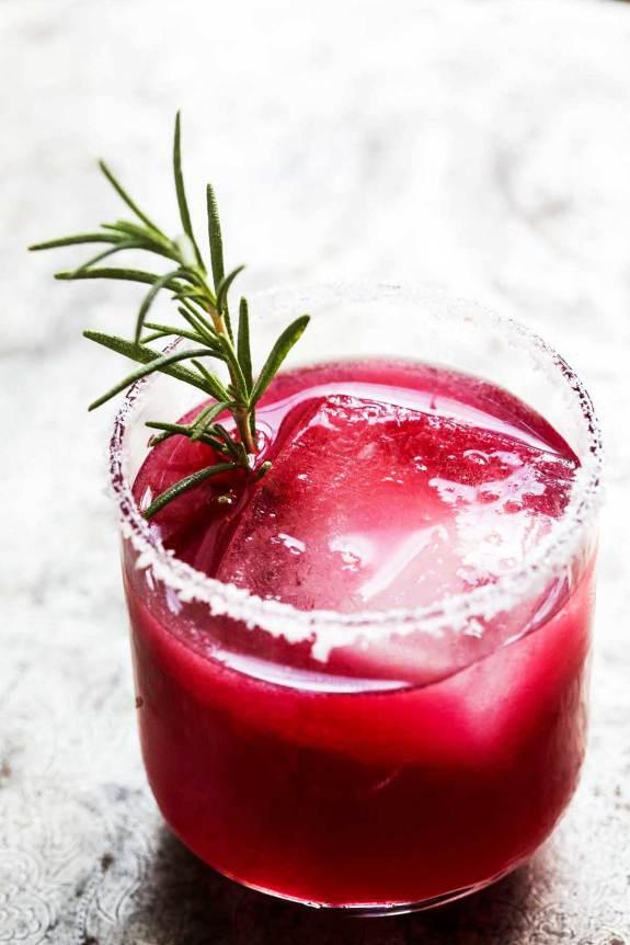 pomegranate paloma by simply recipes