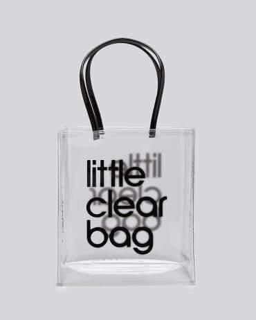 bloomingdales little clear bag