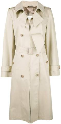 Maison Margiela trench coat
