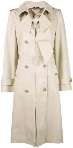 Maison Margiela trench coat