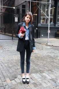 Leandra Medine via Man Repeller