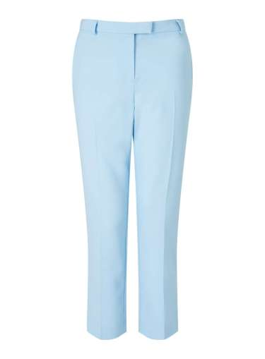pastel trousers