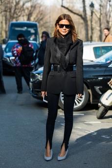 Christine Centenara via Vogue Paris