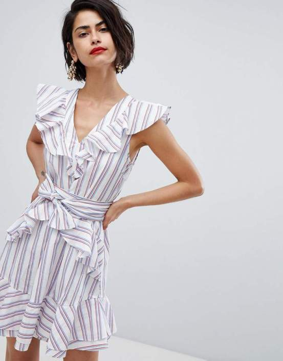 vero moda stripe ruffle dress.jpg