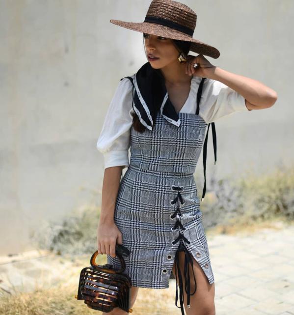 Get the look: Maria Panteli