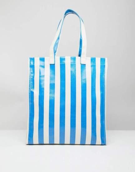 stradivarius stripe shopper.jpg