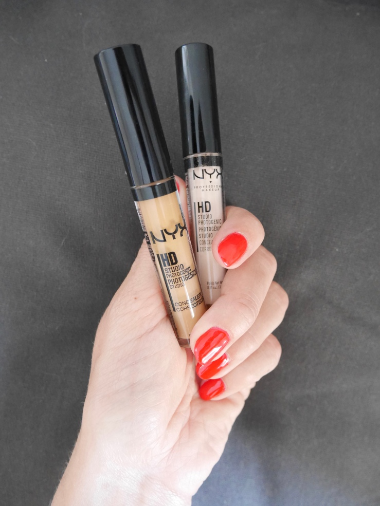 nyx hd studio concealer wand