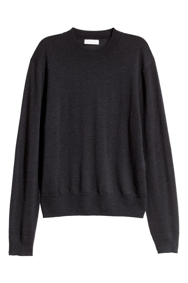 hm cashmere sweater