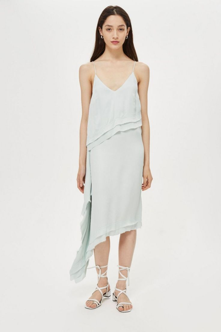 topshop boutique slip dress