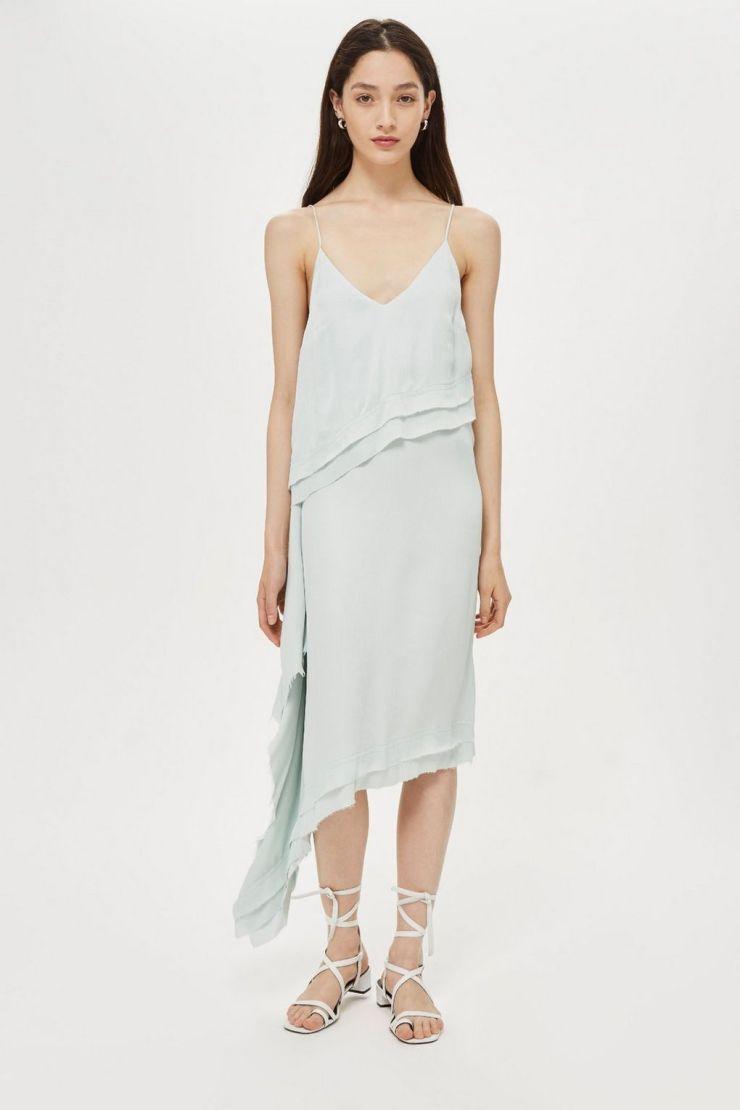 topshop boutique slip dress