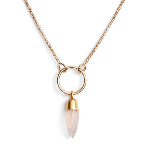 modern mystic pendant