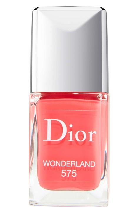 dior nail polish wonderland