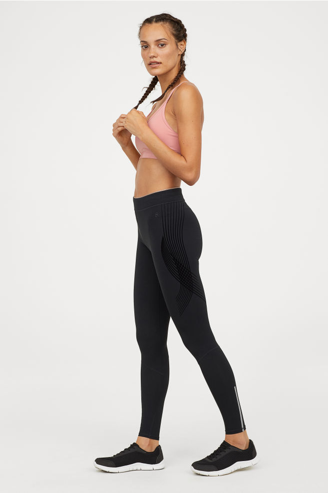 hm compression tights