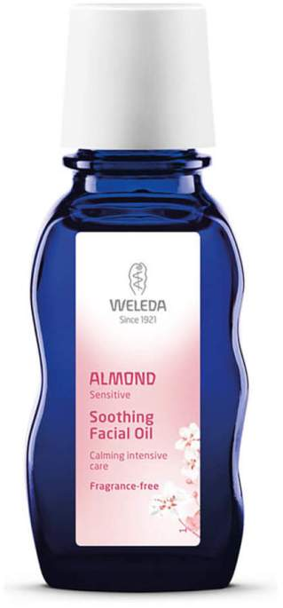 weleda almond oil