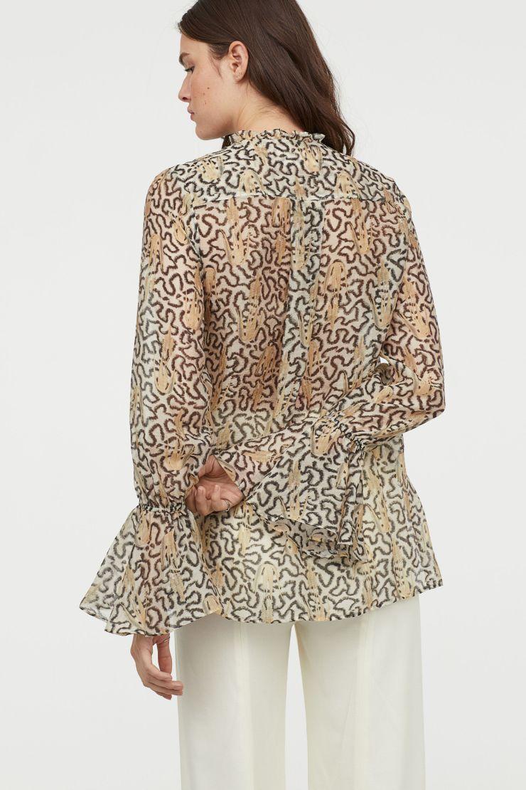 lyocell blouse