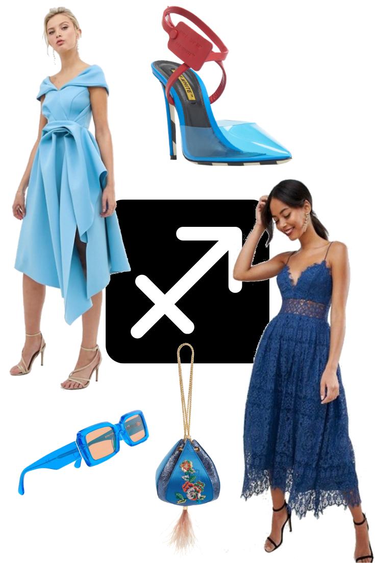 sagittarius fashion