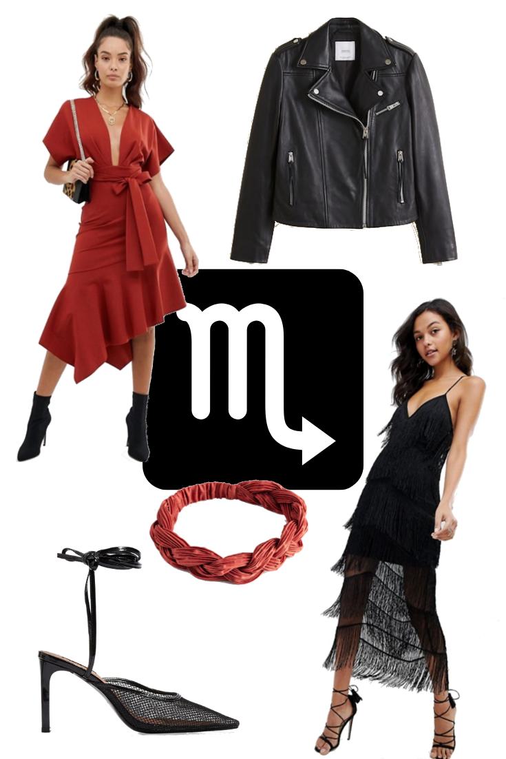 scorpio fashion