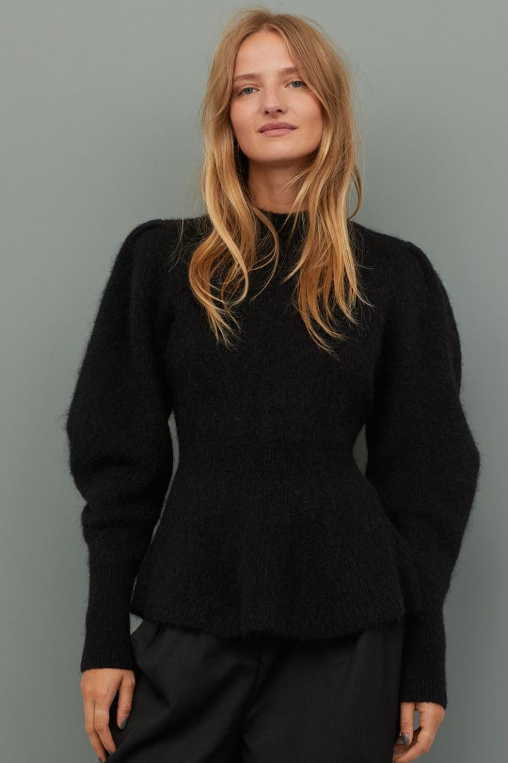 H&M Alpaca Wool Blend Jumper