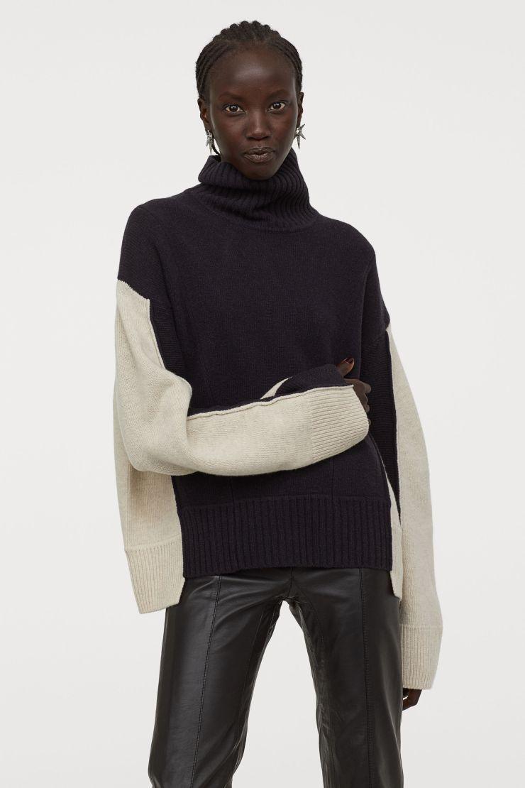 H&M Loose Wool Knit