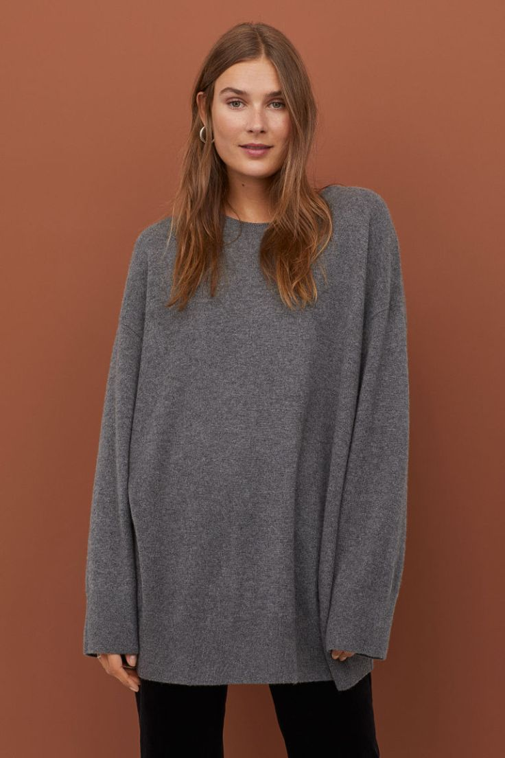 H&M Oversize Cashmere Jumper