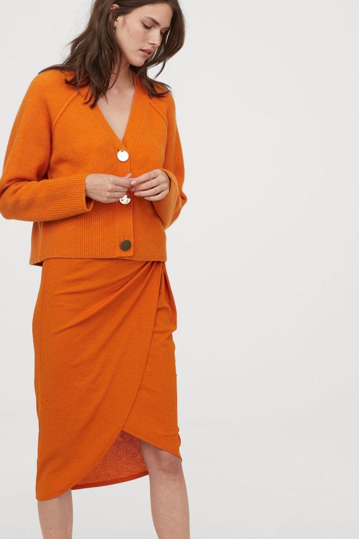 H&M Wool Blend Cardigan