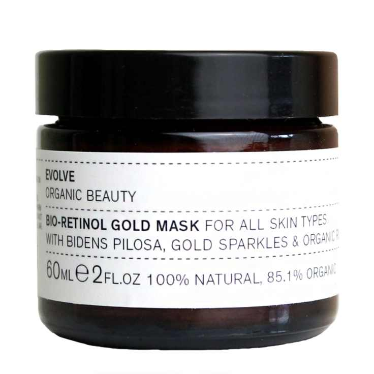 Bio-Retinol Gold Mask