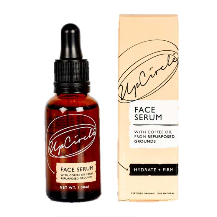 Upcircle Beauty Coffee Oil Facial Serum